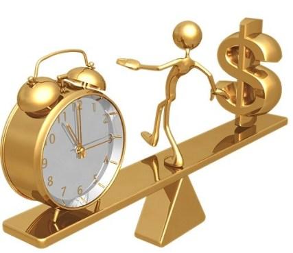 time-versus-money