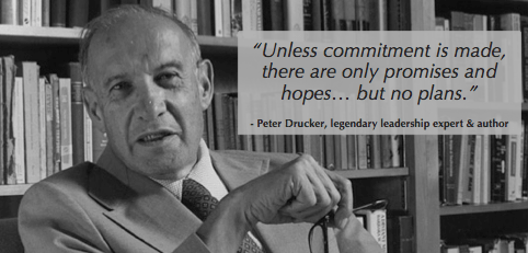 unless-commitment-is-made-peter-drucker